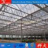 電流を通された鉄骨構造の温室の農業