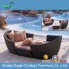 Mobilia esterna del rattan del PE della mobilia del giardino della mobilia