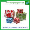 공상 반지 귀걸이 보석 크리스마스 선물 상자 서류상 포장 상자