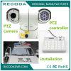 C812 appareil-photo X36 X18 Sony 1010p 700tvl du véhicule PTZ avec la caméra de sécurité de distance de 120m IR ajustée pour l'autobus scolaire de camion de véhicule de police