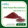 Выдержка риса дрождей поставкы фабрики красная, Lovastatin, Monacolin k