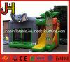 Corrediça Bouncy do castelo do elefante inflável animal do tema para miúdos
