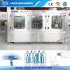 Alta velocidad de 18 cabezales automáticos de presión de agua de la máquina rotativa de llenado