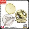 Kundenspezifisches Firmenzeichen-Metallrundes Reverspin-Abzeichen