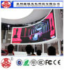 Visualización de LED a todo color de la alta calidad al aire libre de P10 DIP346 impermeable para hacer publicidad