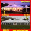 Высокое пиковое смешанных палатку с бегущей строкой на торговой выставке размера 10x30m 10 м x 30 м 10 30 30X10 30 м x 10 м
