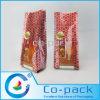 Bolso de empaquetado de aluminio metalizado escudete lateral