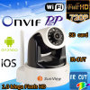 1.0 Großpixel HD Plug&Play WiFi drahtlose IP-Kamera H. 264 mit IR-Schnitt androide Windows Systems-Unterstützung Sd-Einbauschlitz-Apple-(SV-P2P-0073A)