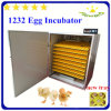 大きい容量の自動鶏の卵の定温器の卵(YZITE-1232)