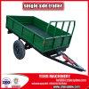 단 하나 Shaft Farm Tractor Trailer 3tons