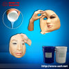 Silicone Masks Makingのための皮Safe Silicone Rubber