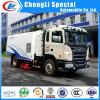 공장 가격 고성능 4*6 진공 흡입을%s 가진 유압 비 도로 광범위하는 트럭