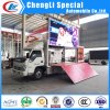Camion mobile del tabellone per le affissioni di Dongfeng Digital LED della video parete P4/P5/P6
