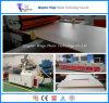 Ligne de production de plafond décoratif intérieur WPC / WPC Manufacturing Machinery Plant