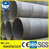 ASTM / API 5L Gr. B 24 pulgadas LSAW / Tubo de acero SSAW