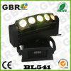 der Augen-5X10W fünf des Träger-LED beweglicher Hauptträger-bewegliches Licht träger-Licht-Verein-des Stab-LED
