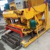 2015機械を作る熱い販売の卵置く移動可能な手動空のブロック
