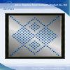 L'aluminium tôle perforée pour plafond en métal