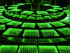 Magia 3D LED Dance Floor para cualquie demostración de la etapa