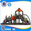 Giocattolo esterno del campo da giuoco dei bambini di plastica popolari