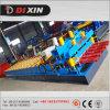 828 galvanizó el rodillo esmaltado hoja del azulejo del material para techos que formaba la máquina