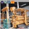 Generador del gas de la biomasa de Shell del núcleo de palma del generador 200kVA de China