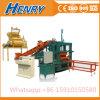 Hydraulische Maschinen-konkreter hohler Block des Block-Qt5-20, der Maschinen herstellt