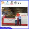 Machine à cintrer de plaque de cahier des charges de machine de roulement des fournisseurs W12S de la Chine