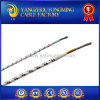 Usar extensamente fios elétricos trançados fibra de vidro