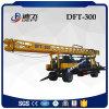 Kleiner Schlussteil eingehangene hydraulische verwendete Vertiefungs-Ölplattform-Maschine des Wasser-Dft-300