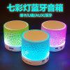 Mini haut-parleur léger de Bluetooth avec la carte de FM et de FT de support