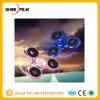 Brinquedo do girador da inquietação da cor da fluorescência com cerâmico ou o de aço