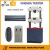 Machine de test universelle hydraulique d'affichage numérique 100 De tonne avec le contrôle manuel de l'usine chinoise