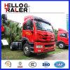 4X2 de Tractor van de Vrachtwagen van de Vrachtwagen 266HP van de Tractor FAW