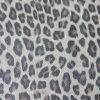 Леопард из натуральной кожи