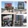 Hotsale que hace publicidad del panel de enrollamiento lateral doble de Lightbox para al aire libre