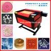 60W acrilico/plastica/tessuto/tagliatrice di carta dell'incisione del laser del CO2