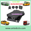Politie in Car Video Recording System met GPS van Camera en van Mobile DVR WiFi 3G 4G