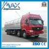 Caminhão Tanque de Óleo HOWO 30-35 m3 caminhão tanque de óleo pesado 8X4 caminhão tanque de óleo combustível capacidade do veículo