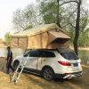 Baumwollsegeltuch-Gewebe-faltendes kampierendes Auto-Dach-Oberseite-Zelt