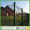 Galvanisierter leicht zusammengebauter Garten-Doppelt-Maschendraht-Zaun