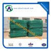 高品質緑PVC上塗を施してあるGabionボックス金網