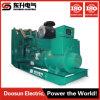 Energia elétrica de alta qualidade ou do conjunto de geradores diesel gerador silencioso homologado portátil da norma ISO9001 ISO 14001