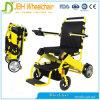 Sillón de ruedas eléctrico de la movilidad ligera portable