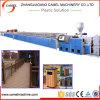 Profil de tablier en plastique PVC Bois Ligne de Production