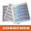 Collant durable imperméable à l'eau d'hologramme du l'Anti-Article truqué 3D de la meilleure des prix qualité de Hgih