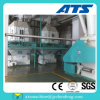 Alimentação de flutuação dos peixes que faz a planta do equipamento da extrusora do animal de estimação da máquina