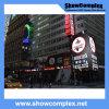 Affichage vidéo polychrome extérieur de DEL pour la publicité (pH10 960mm*960mm)