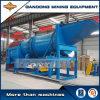 高品質の砂鉱の鉱石洗浄装置の金のトロンメルスクリーン