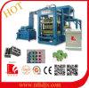 Bloque concreto del cemento de la pavimentadora automática de la venta de la fábrica que hace la máquina